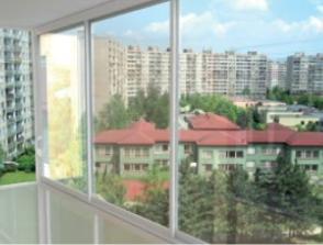 AluFlexi - Rámové zasklení teras a balkonů